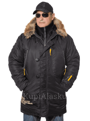 Аляска Apolloget Expedition Black/Cinnamon