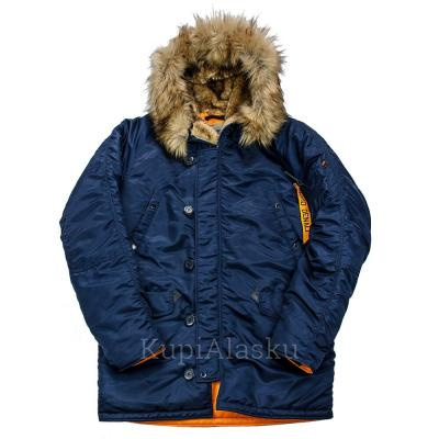 Аляска DENALI Husky Rep.Blue/Orange