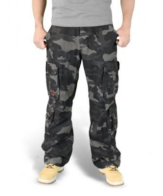 Брюки Airborne Vintage Night Camo