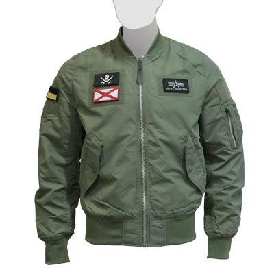 Куртка Alpha Industries двусторонняя L-2B Flex Sage Green