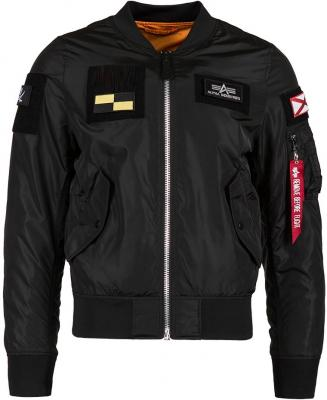 Куртка Alpha Industries двусторонняя L-2B Flex Black
