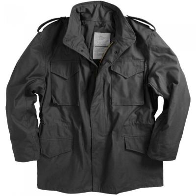 Куртка М-65 Field Coat Black