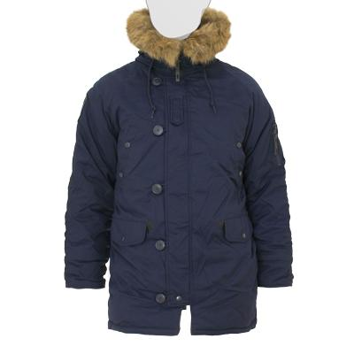 Аляска Parka Altitude Rep. Blue