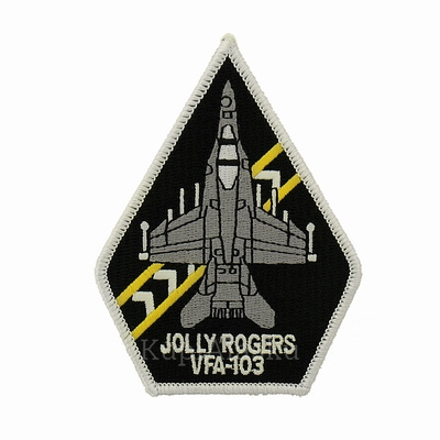 Нашивка VF-103 Jolly Rogers