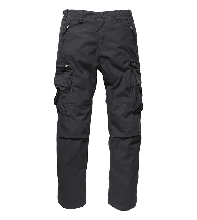 Брюки Rico Pant Black, Vintage Industries